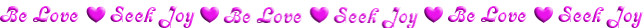 This image has an empty alt attribute; its file name is be-love-seek-joy-pink-line.png